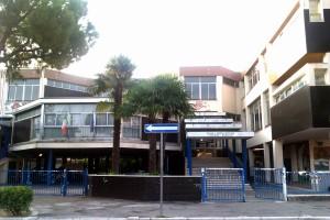 """Scuola secondaria di 1° grado """"Panzini"""" in piazza Gramsci 3/4"""