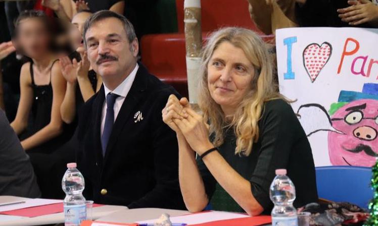 La guest star: Piero Maggiò - Il Sorvegliante